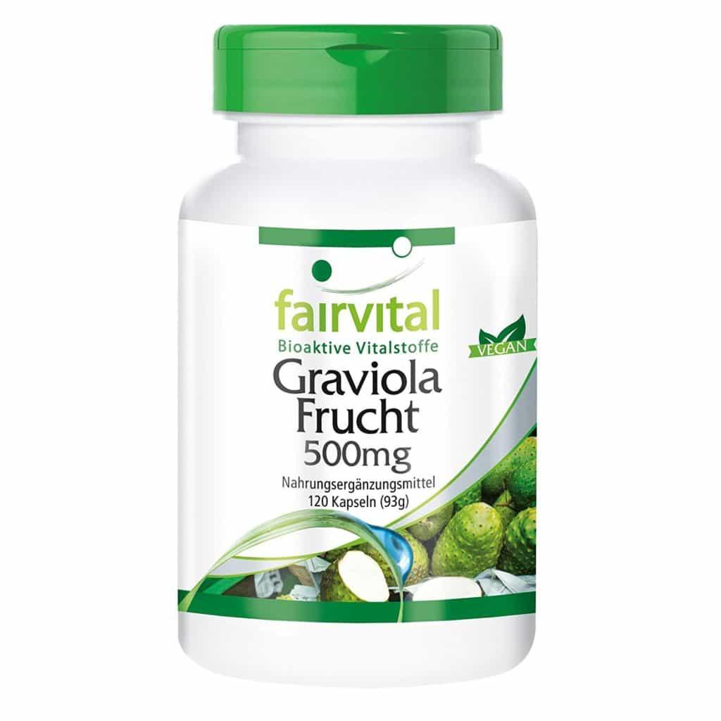 Acheter corossol en géllules, le fruit du graviola