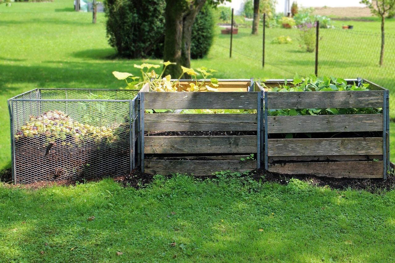 Les déchets naturels pour le compostage
