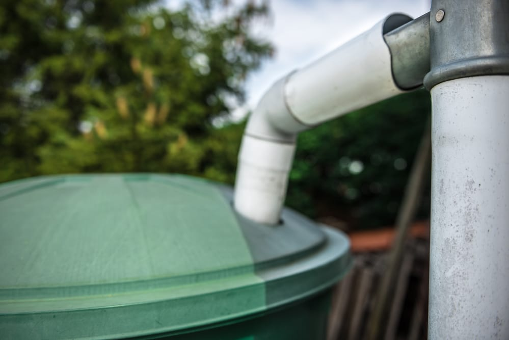 le coût d'un récupérateur d'eau
