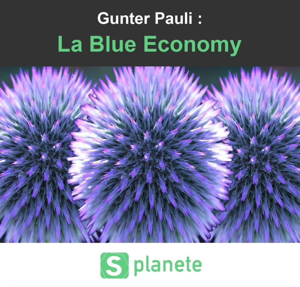 la blue economy, par Idriss Aberkane