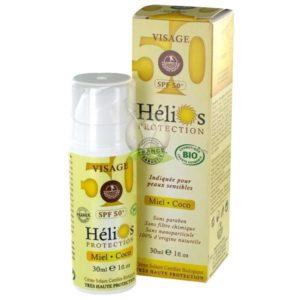 la crème slaire helios 30 ml