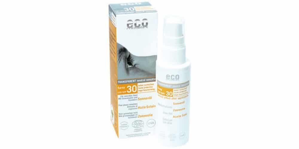 l'huile solaire eco-cosmectics