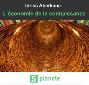l'économie de la connaissance par idriss aberkane