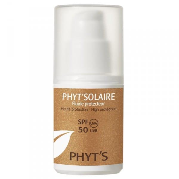 le fluide protecteur solaire phyt's