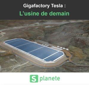 la gigafactory Tesla