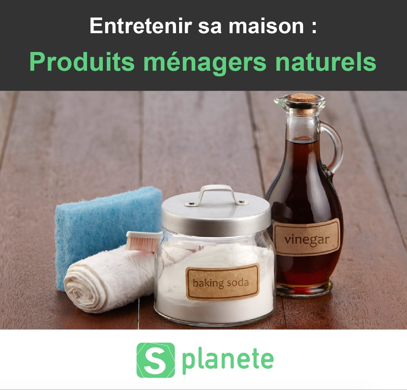 les produits ménagers naturels