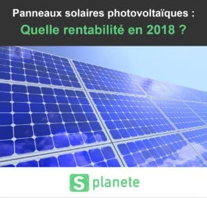 la rentabilité des panneaux solaires