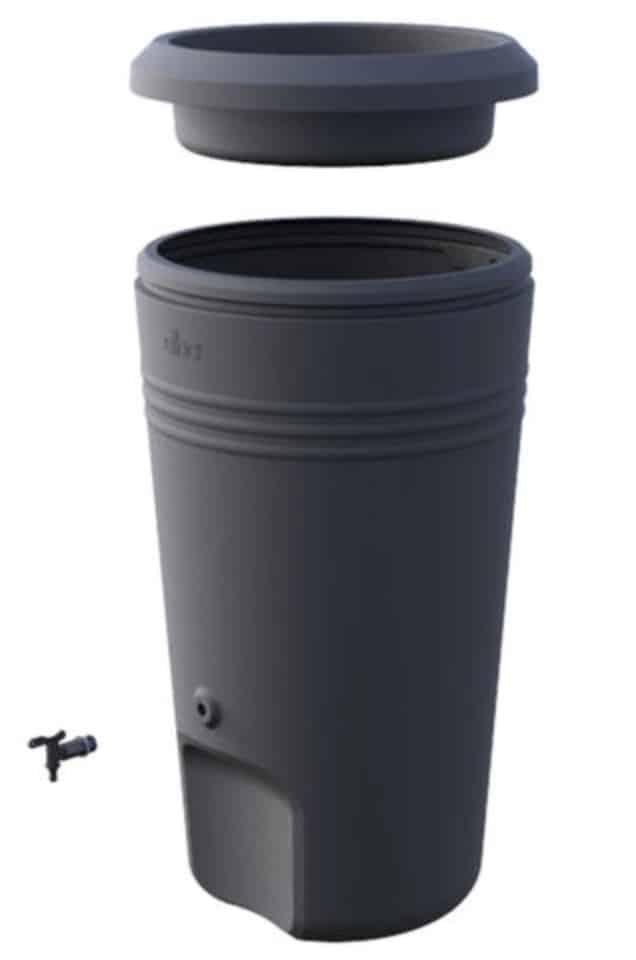 Rain Barrel Elho 200l