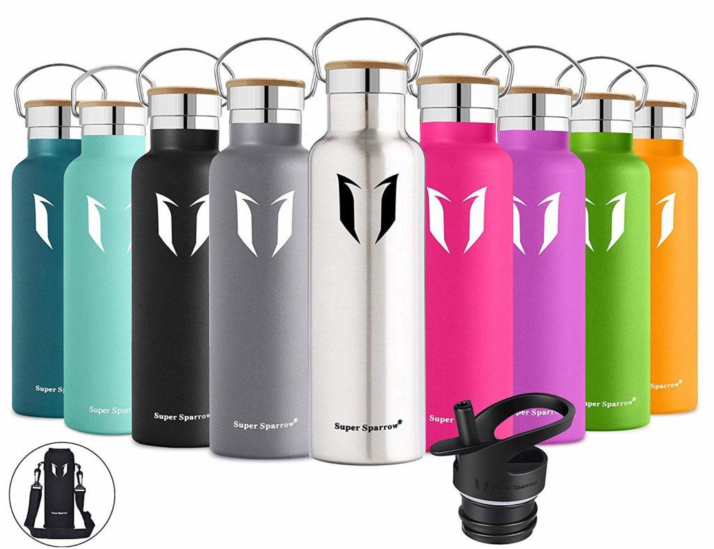 Bouteille sans BPA