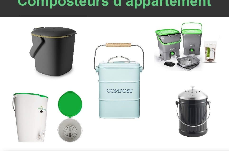 7 Meilleurs Composteurs D Appartement Cuisine Et Balcon