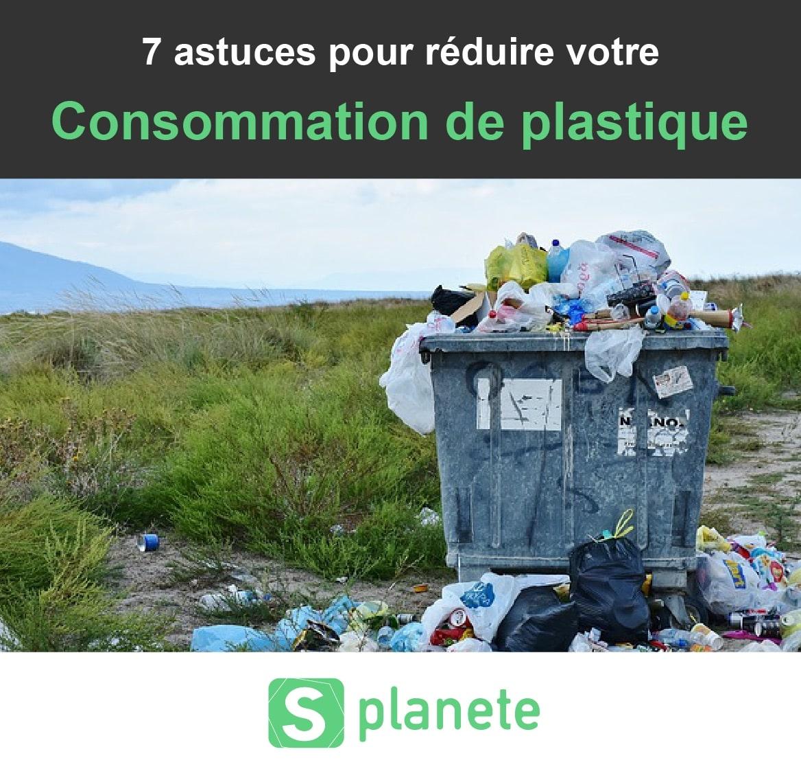 Comment réduire sa consommation de plastique