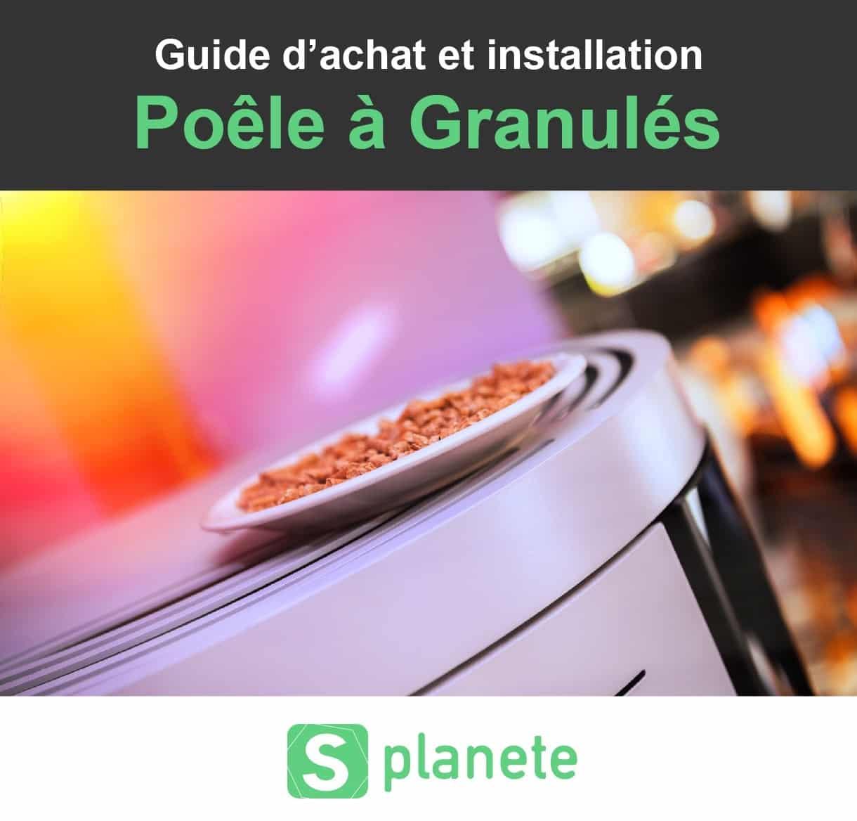Poêle à granulés (pellets)