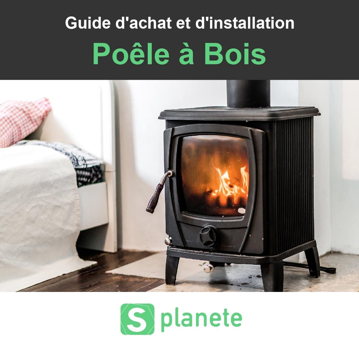 Poêle à bois : Guide 2019 (de l'achat à l'installation)