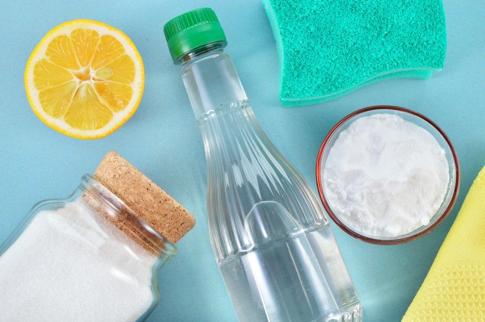 produit pour lave vaisselle au Thermomix