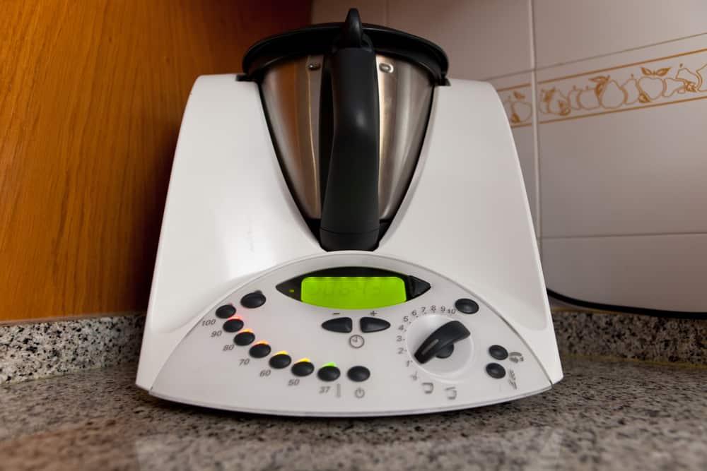 Recette de liquide vaisselle maison au Thermomix
