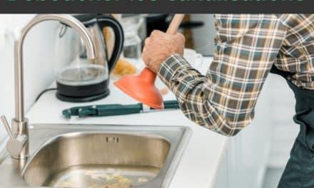 6 astuces pour déboucher évier et canalisations naturellement