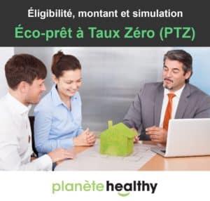 éco-prêt à taux zéro