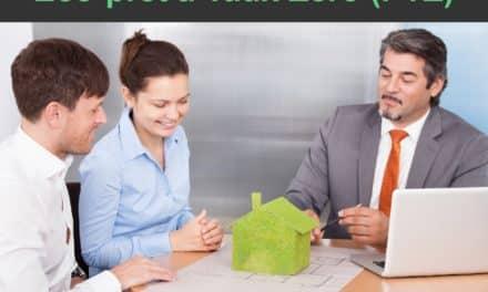 L'éco-prêt à taux zéro (eco PTZ) : éligibilité, montant et obtention