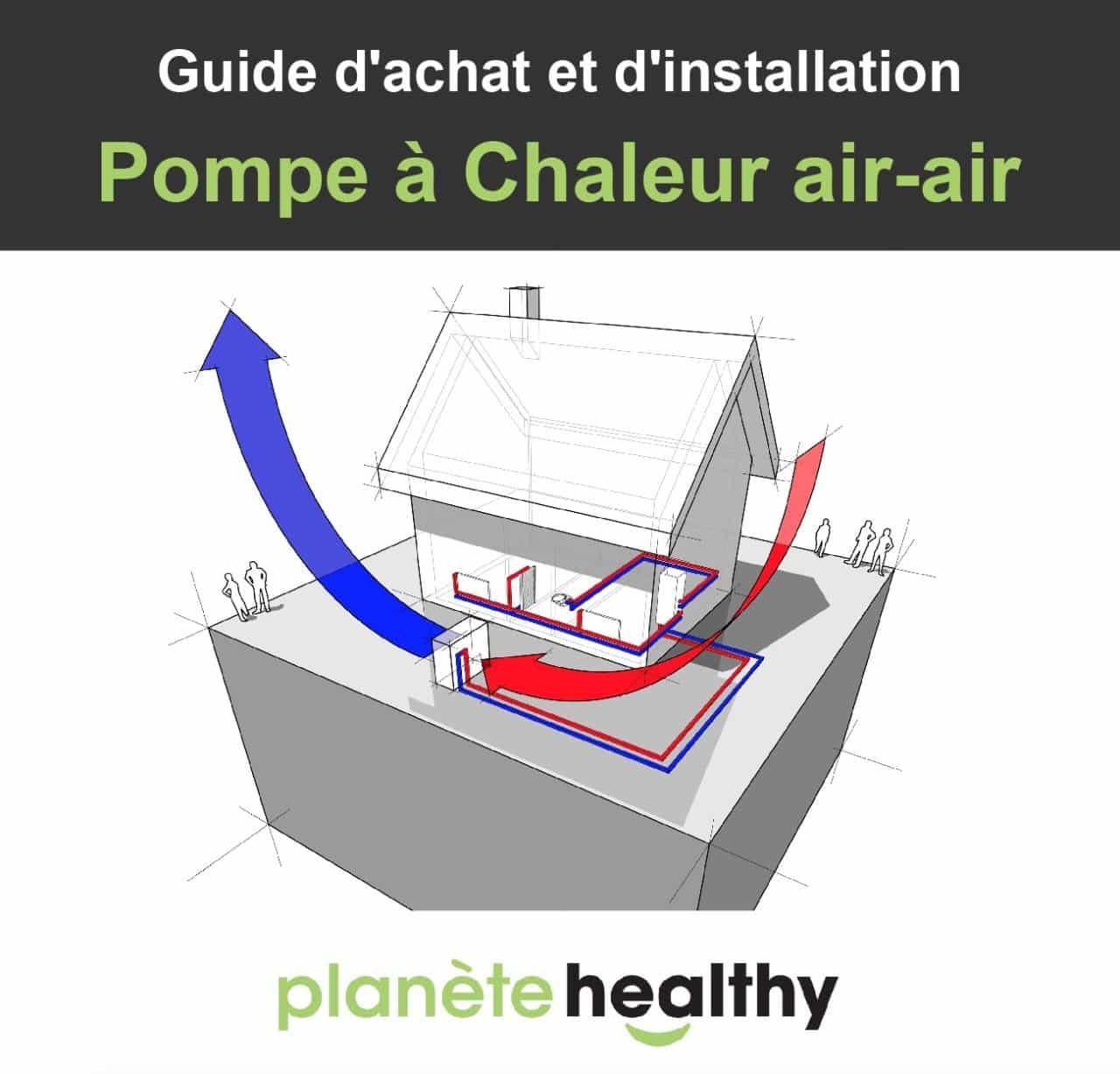 Pompe à chaleur air air : Guide 2019 (de l'achat à l'installation)