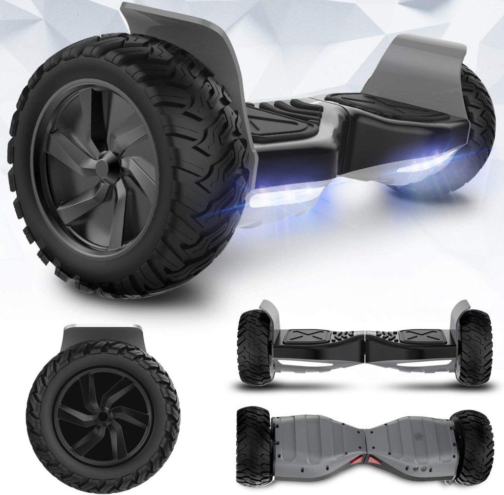 Hoverboard Suv