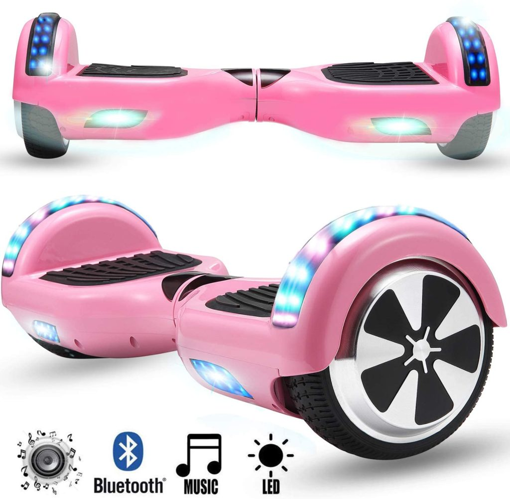 Magic Vida Hoverboard Rose